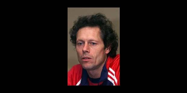 Michel Preud'homme n'entraînera plus le Standard - La DH