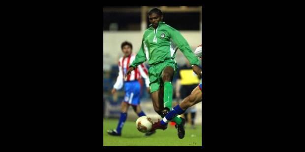 Mondial 2002: Nigeria - La DH