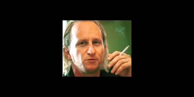 Benoît Poelvoorde reçoit le Prix Gabin 2002 - La DH