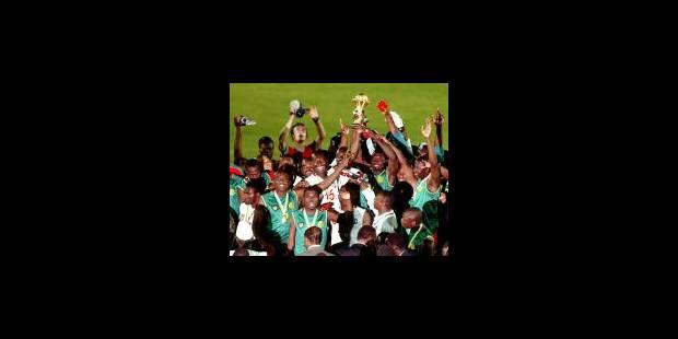 Mondial 2002: Cameroun - La DH