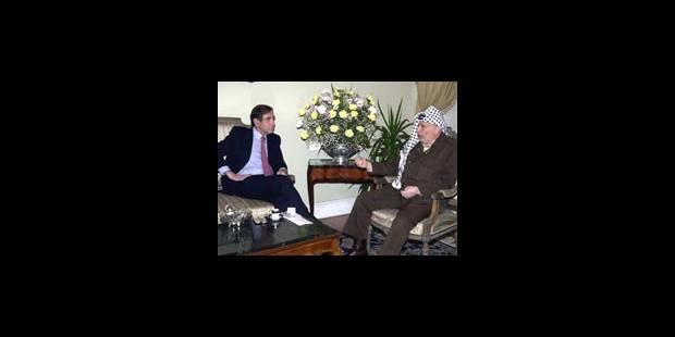 Proche-Orient: prendre Arafat par la main - La DH