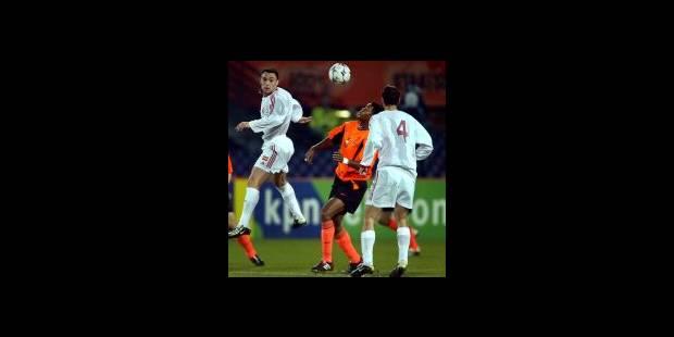 Mondial 2002: Espagne - La DH