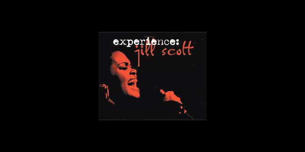 Il était une voix... Jill Scott - La DH