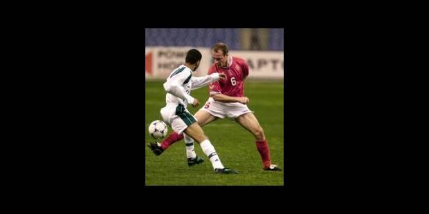 Mondial 2002: Danemark - La DH
