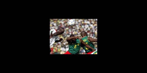 Mondial 2002: Sénégal - La DH