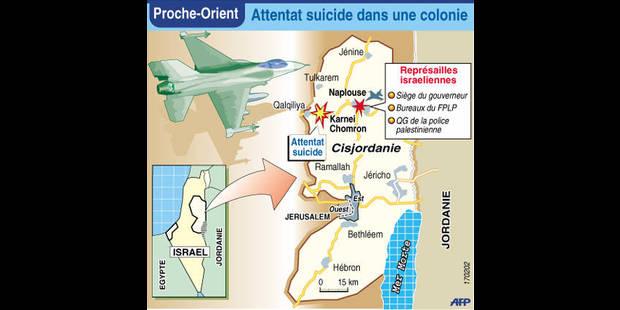 Proche-Orient: week-end meurtrier - La DH