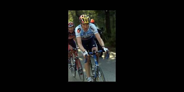Ruta del Sol: Axel Merckx tient la forme
