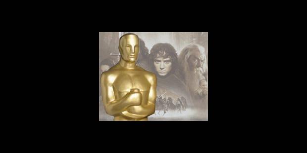 Oscars: ''Le Seigneurs des anneaux'' en tête des nominés - La DH