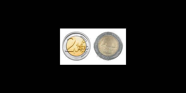 500 lires ou 2 euros? - La DH