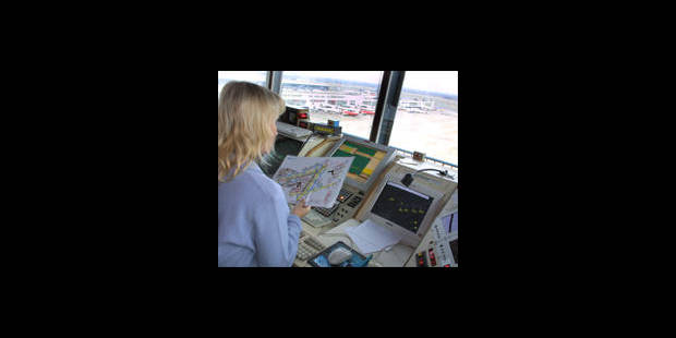 Dans les secrets du contrôle aérien belge - La DH