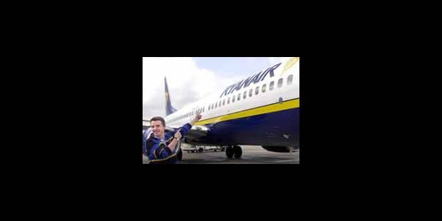 Ryanair met le paquet - La DH