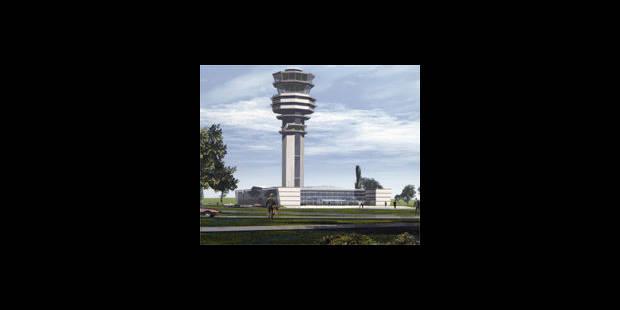 Nouvelle tour de contrôle à Bruxelles National - La DH