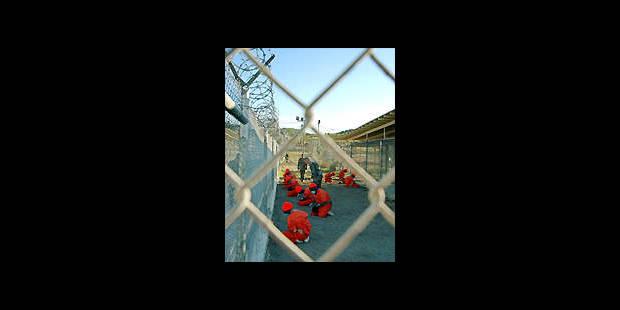 Guantanamo: la polémique fait rage - La DH