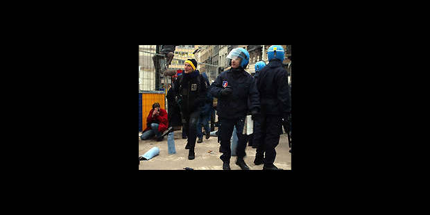 Laeken: une plainte contre la police - La DH