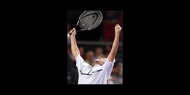 Masters: Hewitt et Grosjean au sommet de leur art - La DH