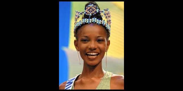 Miss Monde est noire - La DH