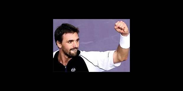 Masters: Ivanisevic, comme un jeune homme! - La DH