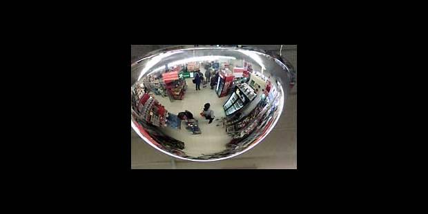 Vols dans les magasins: 2 milliards par an! - La DH
