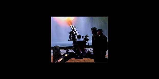 Naissance princière: 101 coups de canons tirés ce midi - La DH