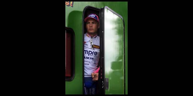 Vuelta: Hunter gagne, Sevilla toujours en jaune