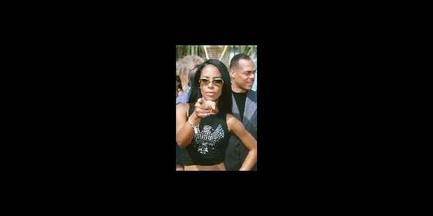 Décès de la chanteuse Aaliyah