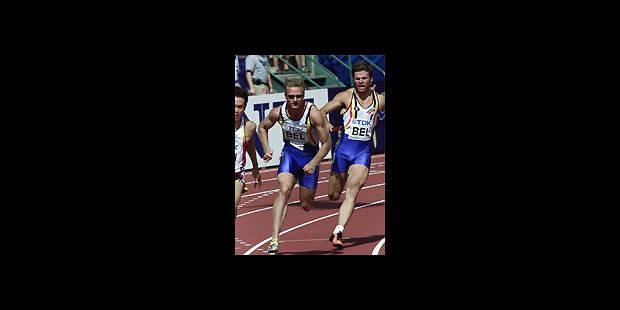 Mondiaux 2001 d'Athlétisme: les Belges, enfin, à leur niveau!