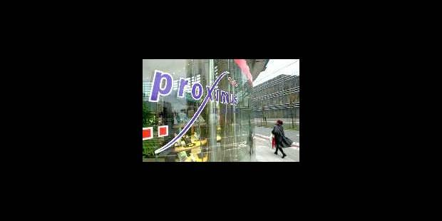 Problèmes de surcharge chez Proximus - La DH