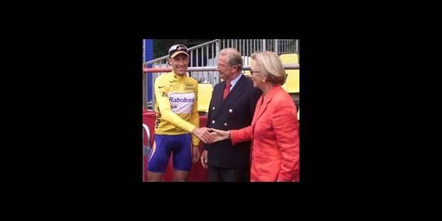 Les deux courses de Lance Armstrong