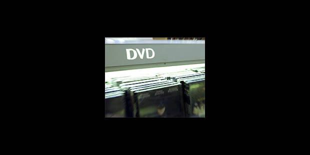 Explosion du DVD en 2000 - La DH