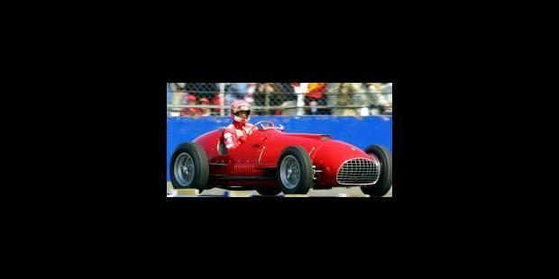 GP de Grande-Bretagne: Schumacher veut faire la fête à Ferrari - La DH