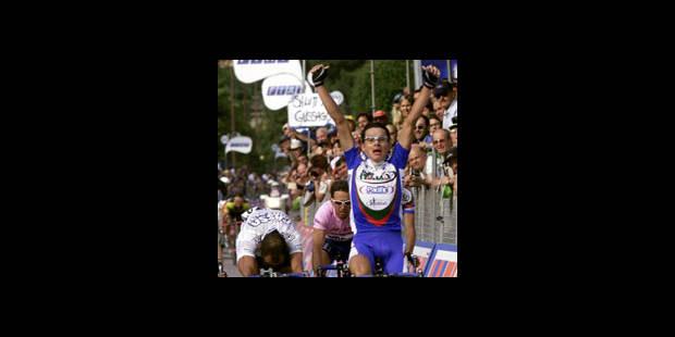 Carlo Contreras remporte la 14e étape du Giro