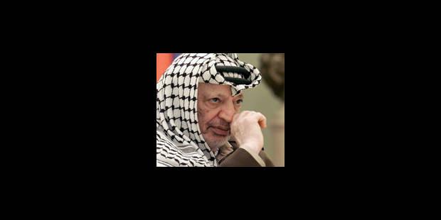 Arafat à Bruxelles - La DH