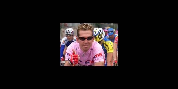 Cyclisme: Tour d'Italie : Verbrugghe défend joliment son maillot