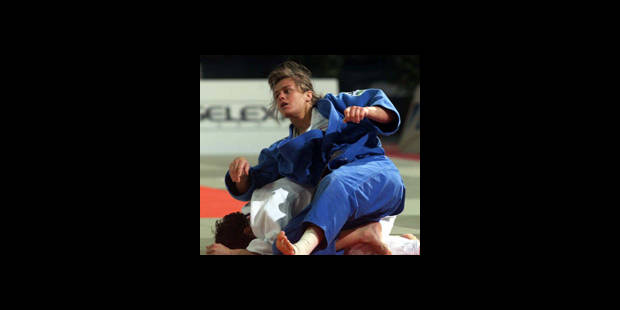 Gella Vandecaveye championne d'Europe de judo - La DH