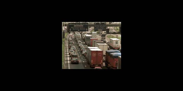 Le dossier noir des embouteillages - La DH