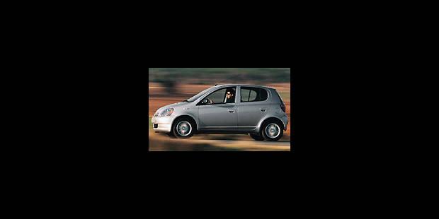 Les cotes de la DH - Toyota Yaris T Sport - La DH