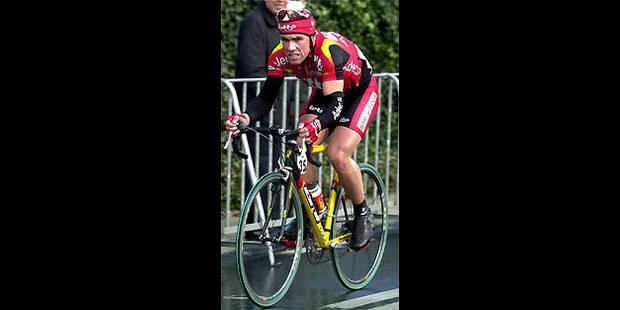 Cyclisme: Nico Eeckhout brillant vainqueur de A Travers la Flandre - La DH