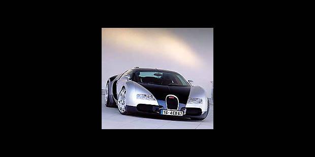 Veyron, la résurrection de Bugatti - La DH