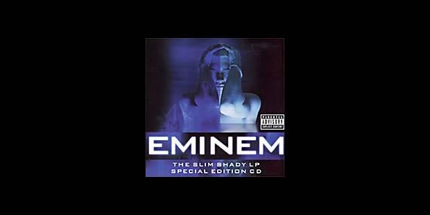 Un bonus pour Eminem avant son concert sold-out à Forest - La DH