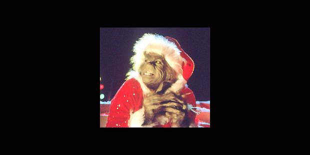 Le Grinch, un Père Noël rouge et vert! - La DH