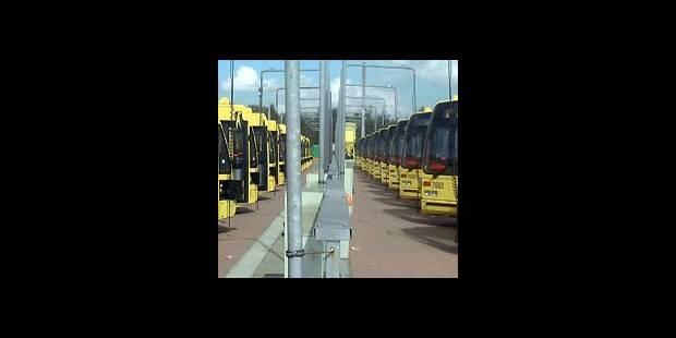 Ambiance de crise dans les transports publics - La DH