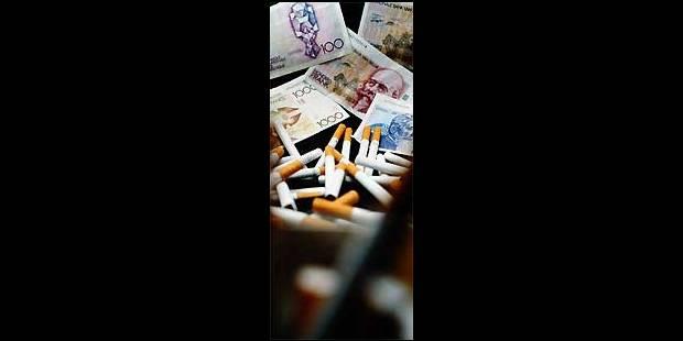 3.854 F pour arrêter de fumer avec une pilule - La DH