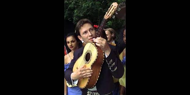 Helmut Lotti... mexicano - La DH