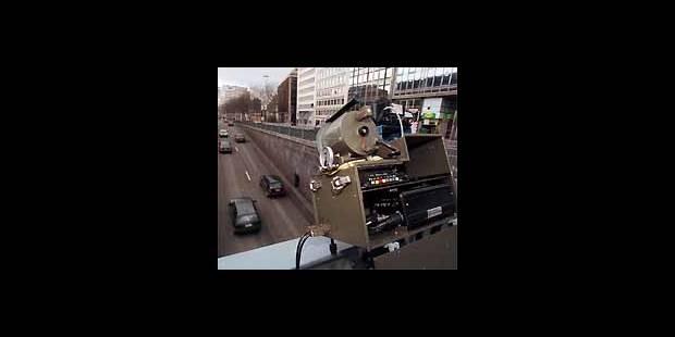 Le plan confidentiel des radars automatiques - La DH