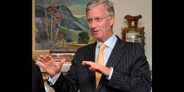 """Prince Philippe: """"Je me prépare à la succession avec enthousiasme"""" - La DH"""