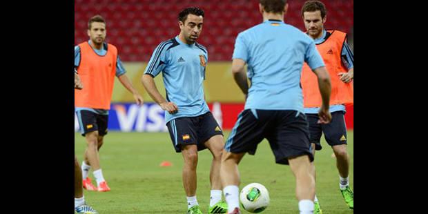 Coupe des Confédérations: l'Espagne sûre de son jeu, pas de ses joueurs - La DH