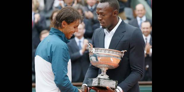 """Nadal: """"Le sport sans objectif est stupide"""" - La DH"""