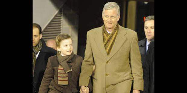 Flamands et francophones divisés sur le futur rôle du roi - La DH