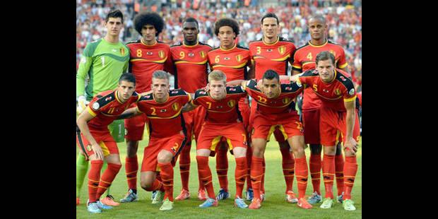 Quatre Belges parmi les 50 meilleurs joueurs du monde - La DH