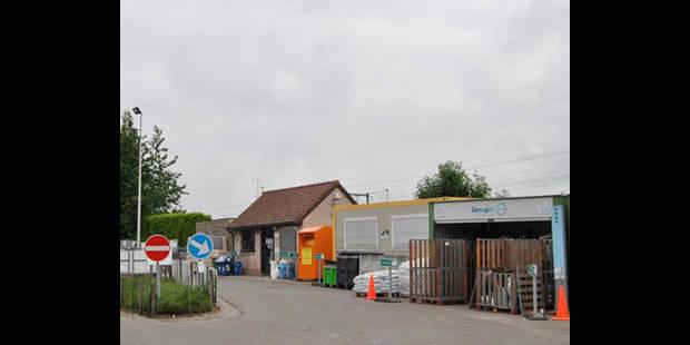 Un troisième parc  à conteneurs - La DH